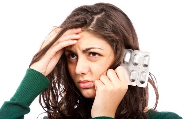 Препараты от мигрени - список эффективных средств