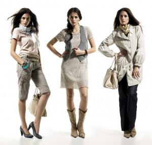 Преимущество одежды из льна