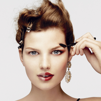 Красота без макияжа