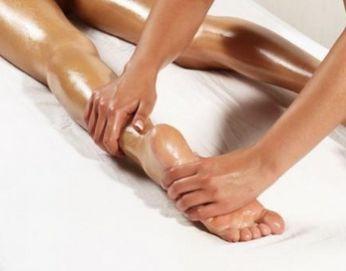 Массаж ног для расслабления
