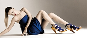Престиж модной одежды и обуви