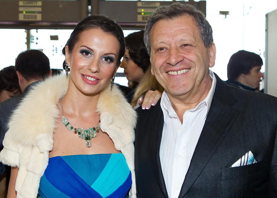 Борис Грачевский упрекнул свою молодую жену в том, что она ему изменяет