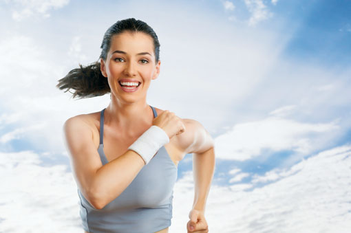 Занятия спортом во время труда и отдыха