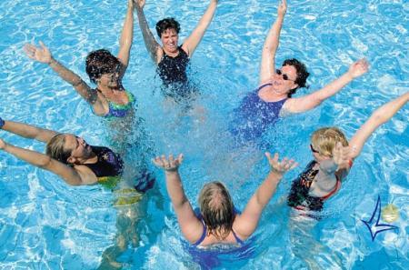 При каких заболеваниях нам может помочь бассейн?