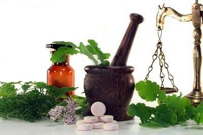 Целебные травы для женского здоровья