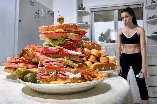 На диете – как умерить аппетит