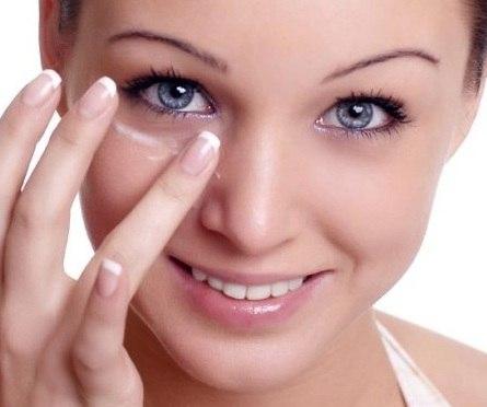 Как бороться с синяками под глазами?