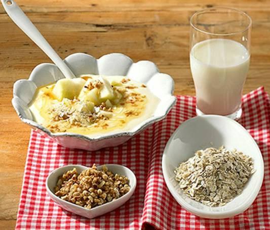 Каким должен быть полноценный завтрак?