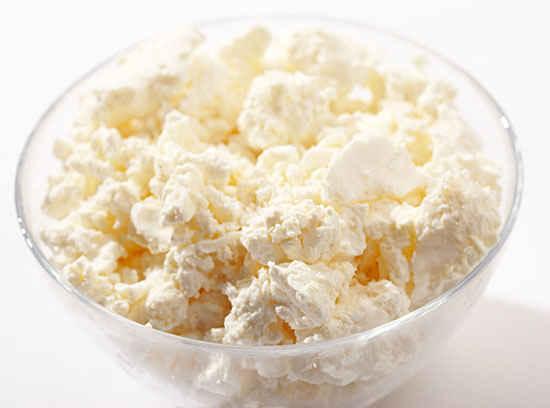 Польза употребления в рацион питания творога со сметаной