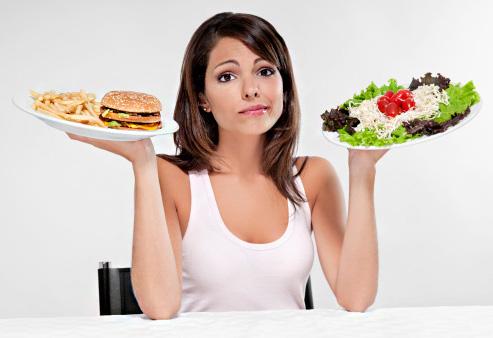 Мифы о продуктах, способствующих похудению