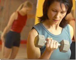 Зачем девушке нужен спортзал