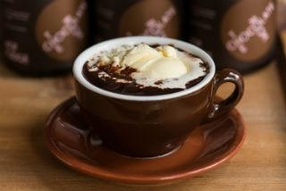 Согреваемся в холода горячим шоколадом