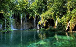 Путешествие в Хорватию: Плитвицкие озера