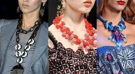 Модные украшения и цепочки