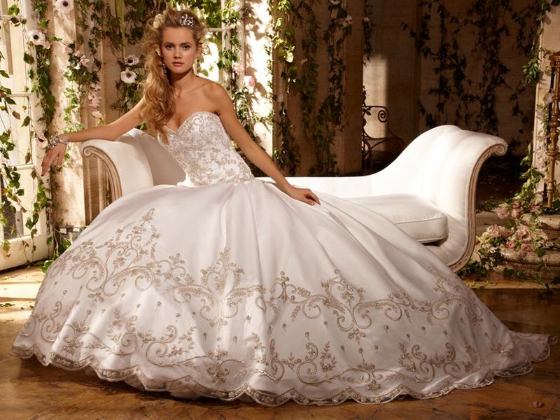 Самые красивые и модные свадебные платья