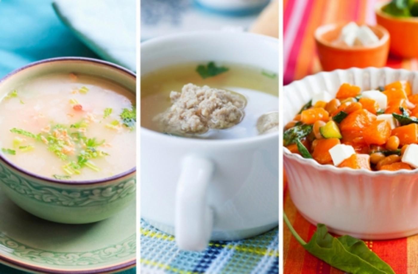 Легкая диета для лиц, страдающих гастритом, желудочной язвой