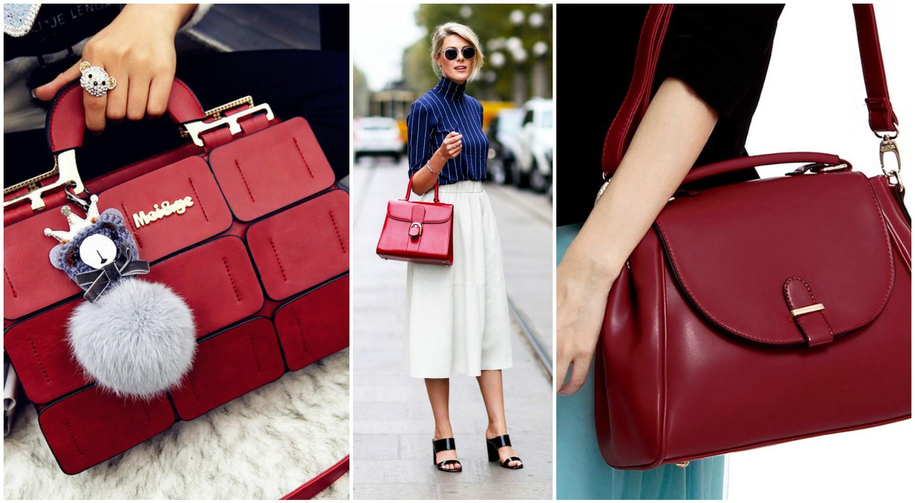 Модные сумки 2017 года