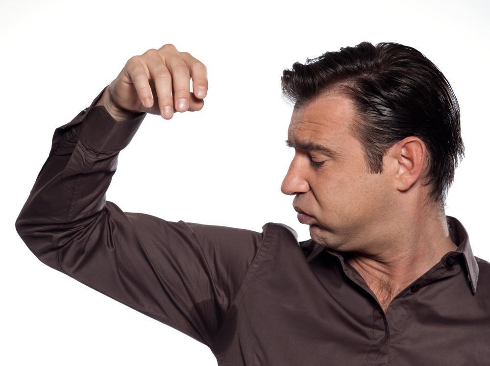 Повышенное потоотделение причины и как бороться