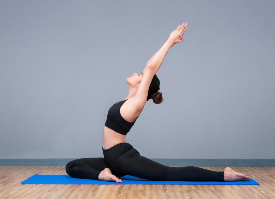 Гармоничная физическая активность