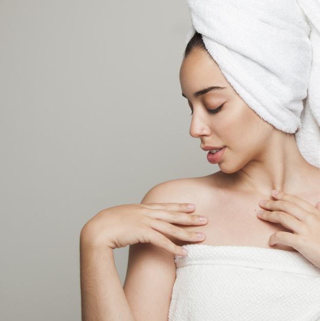 Грамотный уход за кожей тела