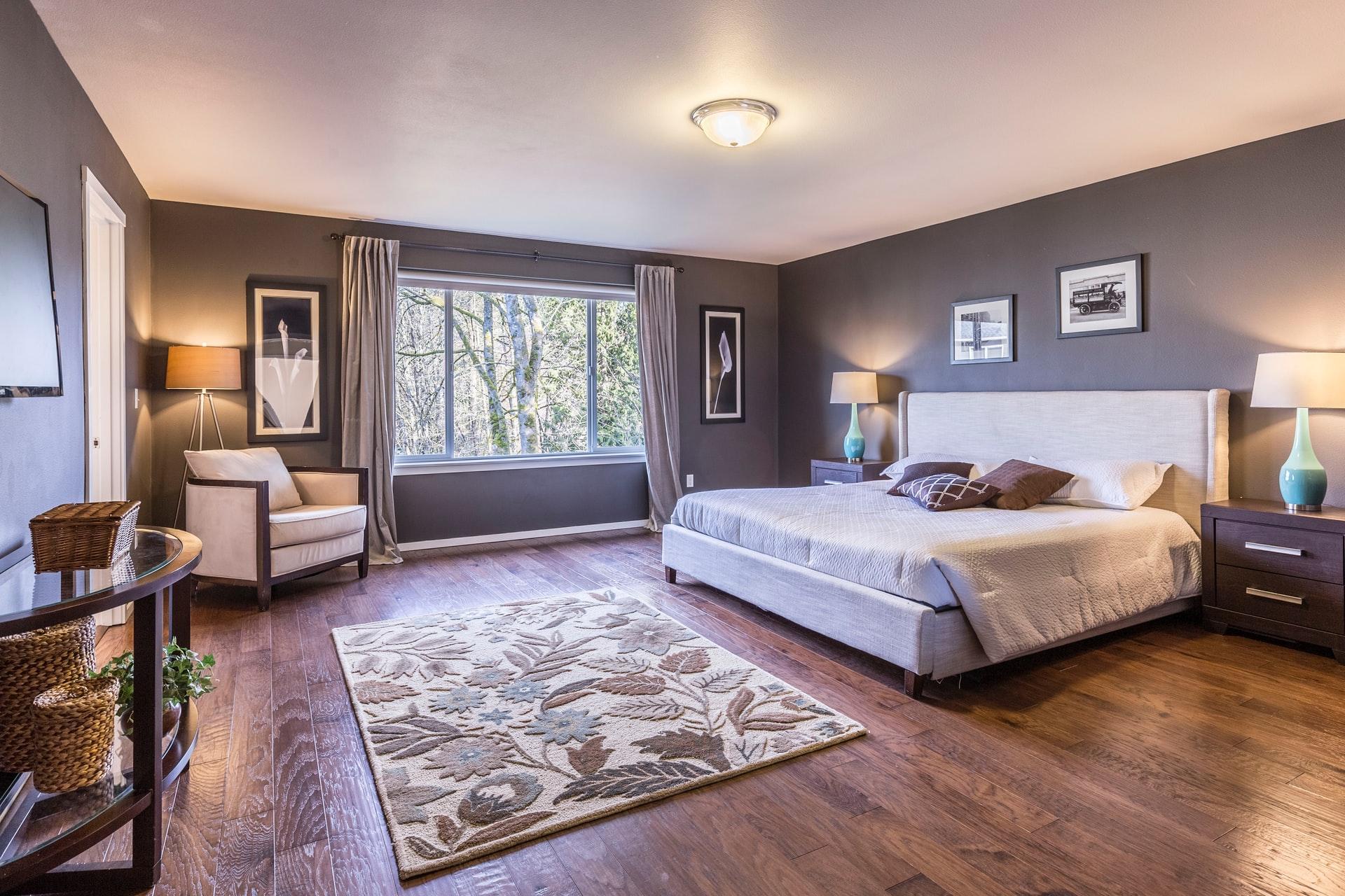 Интерьер спальни: какой тон и цвета выбрать?